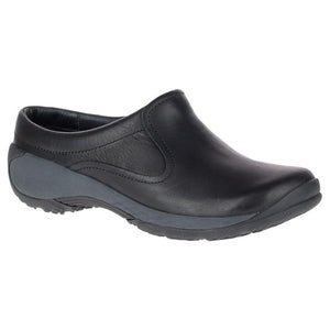 Merrell Encore Q2 Slide Leather Clog - Black