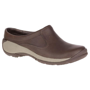 Merrell Encore Q2 Slide Leather Clog - Espresso