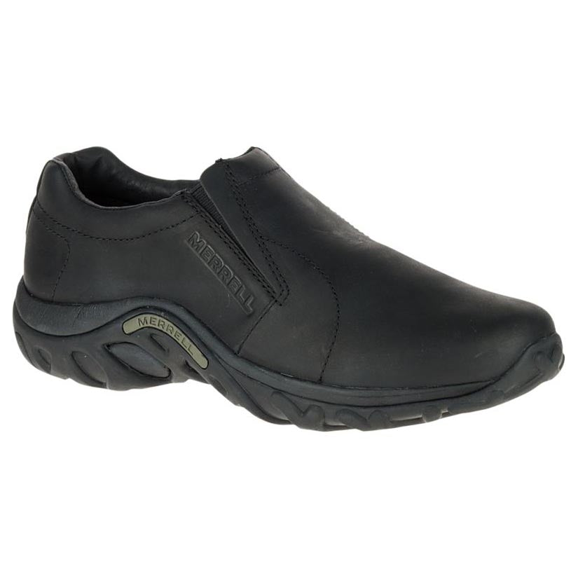 Merrell Jungle Moc Leather - Black