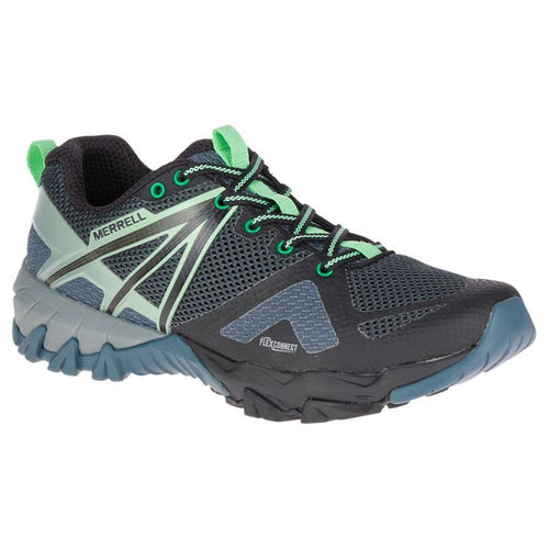 Merrell MQM Flex Trail Shoe - Grey/Black