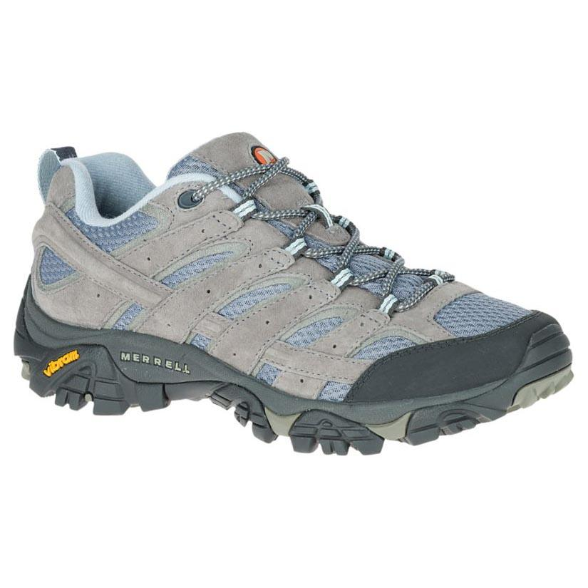 Merrell Moab 2 Ventilator Hiking Shoe - Smoke Wide