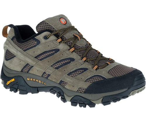 Merrell Moab 2 Ventilator Hiking Shoe - Walnut Wide