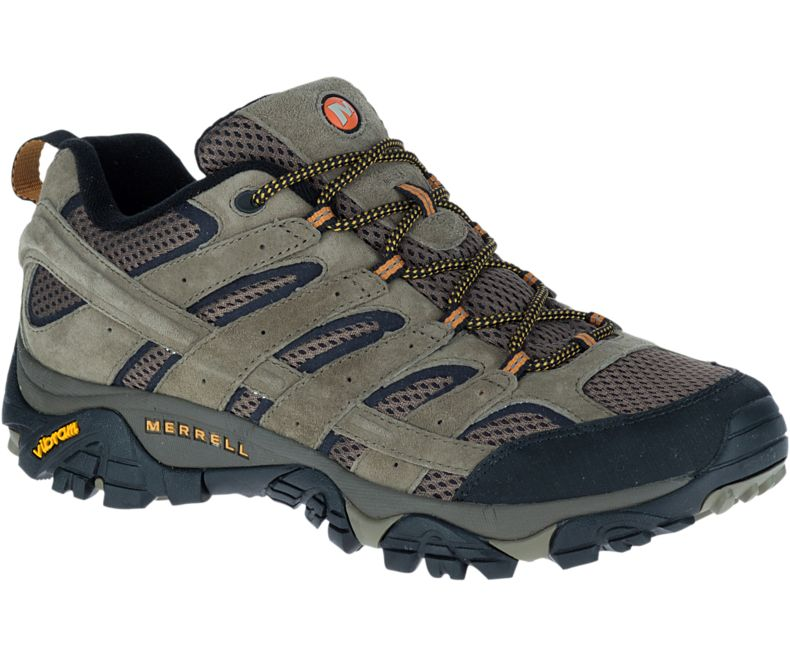 Merrell Moab 2 Ventilator Hiking Shoe - Walnut