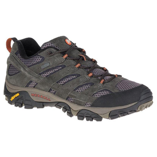 Merrell Moab 2 Waterproof Hiking Shoe - Beluga Wide