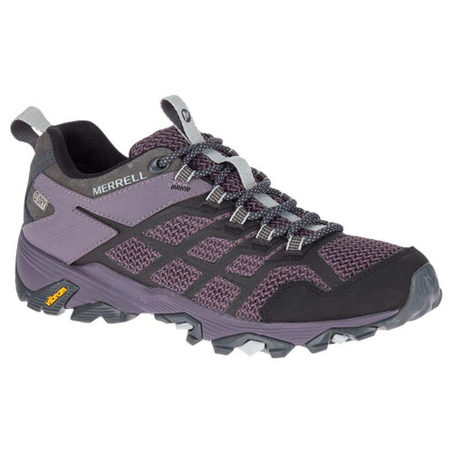 Merrell Moab FST 2 Waterproof Hiking Shoe - Granite/Shark