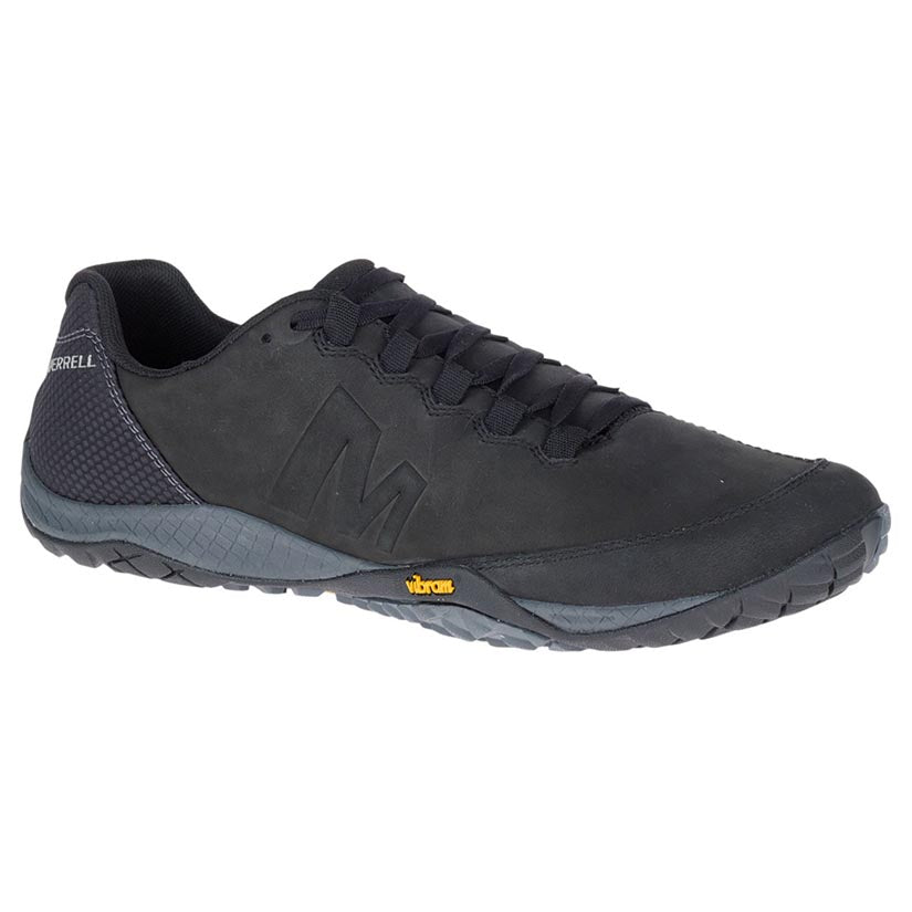 Merrell Parkway Emboss Lace Minimal Shoe - Black