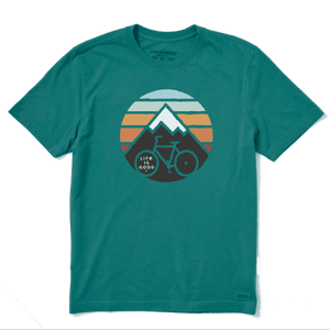 Life is Good - Mountain Bike Tee