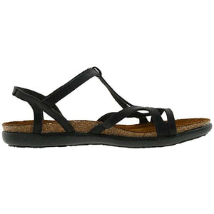 Naot Dorith Sandal - Black side