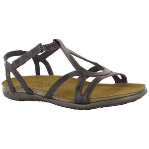 Naot Dorith Sandal - Bordeaux Leather