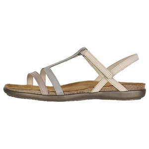 Naot Judith Sandal - Stone / Light Gray / Beige side