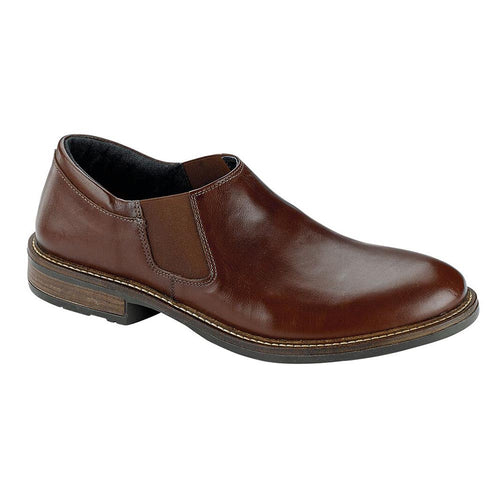 Naot Director - Toffee Brown Leather