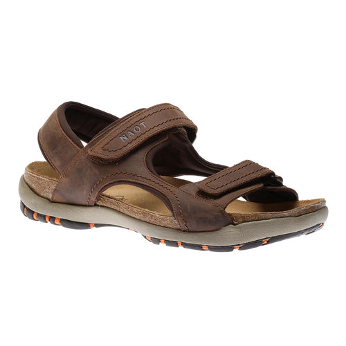Naot Electric Sandal - Bison Leather