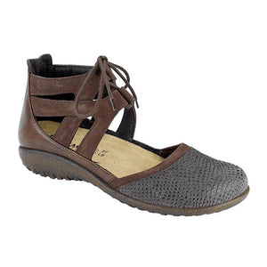 Naot Kata - Brown Croc / Coffee / Pecan