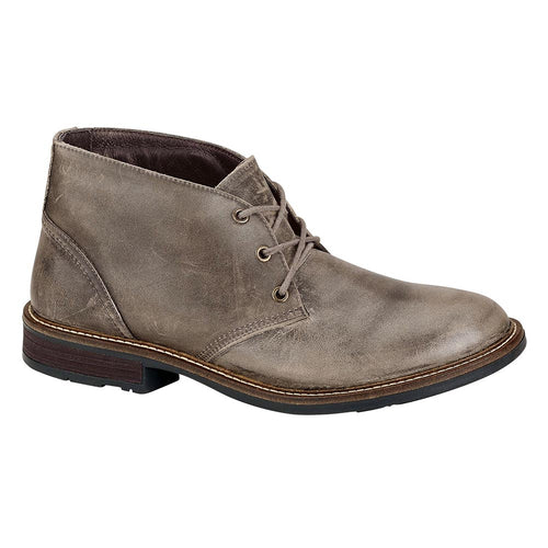 Naot Pilot Boot - Vintage Grey Leather