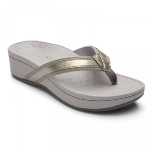 Vionic High Tide Flip Flop Sandal - Pewter