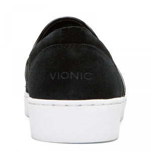 Vionic Kani Slip-On Sneaker - Black Back