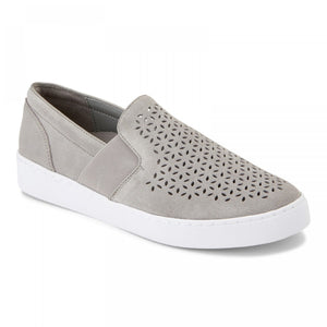 Vionic Kani Slip-On Sneaker - Light Grey