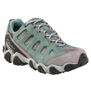 Oboz Sawtooth II Low Waterproof Hiking Shoe - Mineral Blue