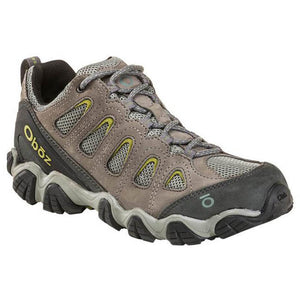 Oboz Sawtooth II Low Hiking Shoe - Pewter