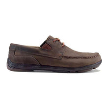 OluKai Mano Loafer - Dark Wood