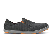 OluKai Nohea Mesh Slip-On - Dark Shadow