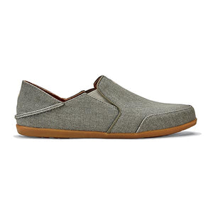 OluKai Waialua Canvas - Dusty Olive