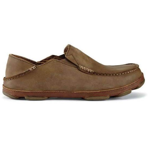 OluKai Moloa Slip-On - Ray / Toffee