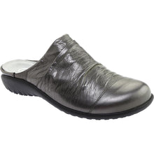 Paretao - Crinkle Steel Leather Slight Right