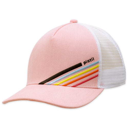 Pistil Kobi Trucker Hat - Blush