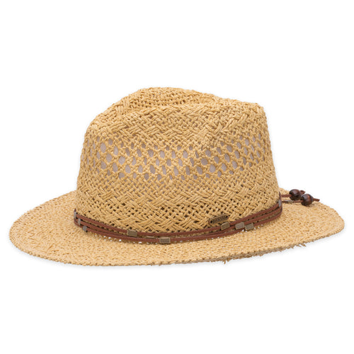 Pistil Regan Sun Hat - Wicker