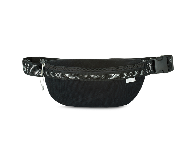 Chaco Radlands Mini Hip Bag Black & White