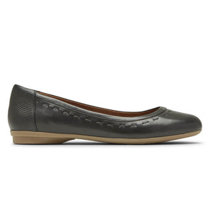 Rockport Cobb Hill Maiika Ballet Flat - Black Side