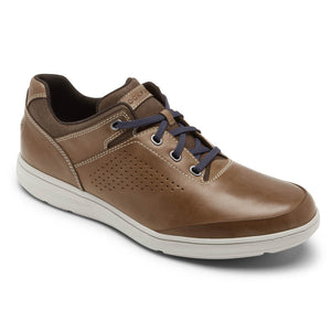 Rockport Zaden Oxford Sneaker - Boston Tea Leather