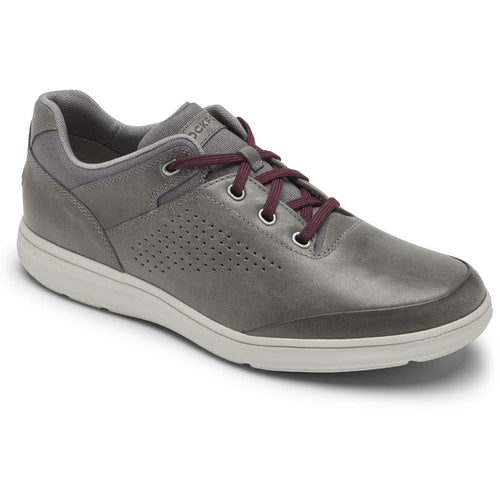 Rockport Zaden Oxford Sneaker - Dark Shadow Leather