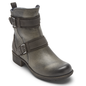 Rockport Alessia Strap Boot - Black