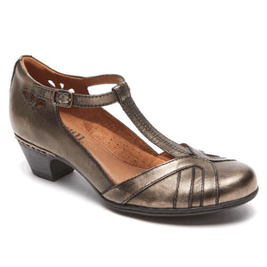 Rockport Cobb Hill Angelina - Metallic