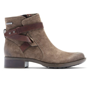 Rockport Copley Waterproof Strap Boot - Stone
