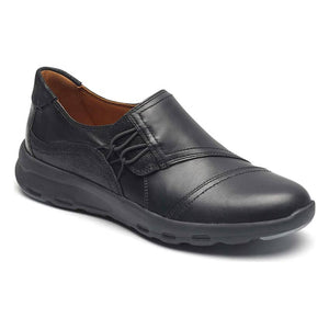 Rockport Let's Walk HiVamp Slip-on - Black
