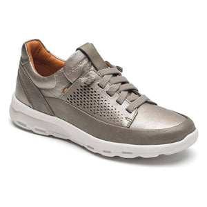 Rockport Let's Walk Slip-on Sneaker - Metallic