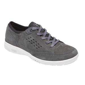 Rockport TruFlex Lace to Toe Sneaker - Grey