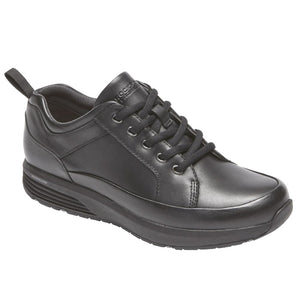Rockport truStride Waterproof Lace to Toe Sneaker - Black