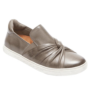 Rockport Willa Bow Slip-On Sneaker - Grey
