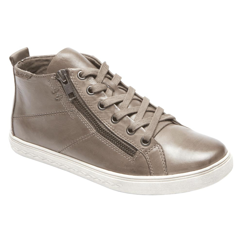 Rockport Willa High Top Sneaker - Grey