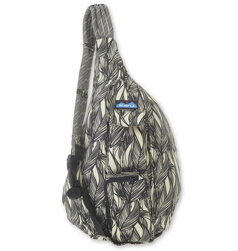 KAVU Rope Bag Ink Leaf