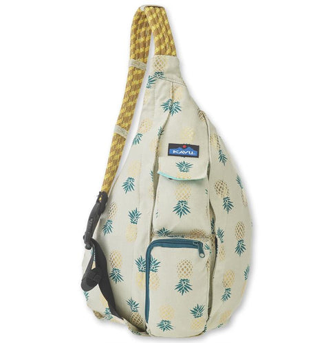KAVU Rope Bag Pineapple Express