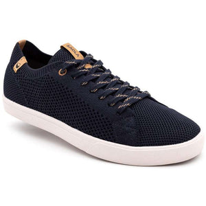 Saola Cannon Knit Sneaker - Navy