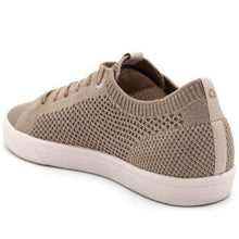 Saola Cannon Knit Sneaker - Sand back