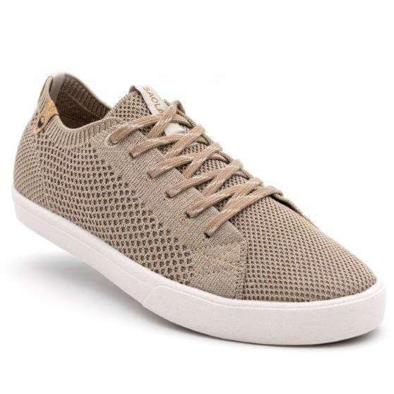 Saola Cannon Knit Sneaker - Sand