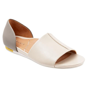 Sava Calera Sandal - Bone / Warm Grey