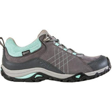 Oboz Sapphire Low B-Dry Hiking Shoe - Charcoal side